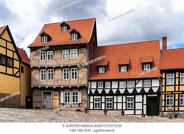 Home of the German writer Nicholas Dietrich Giseke From 1754 to 1760 he lived in the House Schlossberg 9 Giseke was a close friend of the German poet Friedrich...