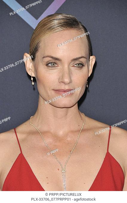 Amber Valletta at E! People's Choice Awards held at the Barker Hangar in Santa Monica, CA on Sunday, November 11, 2018. Photo by PRPP / PictureLux