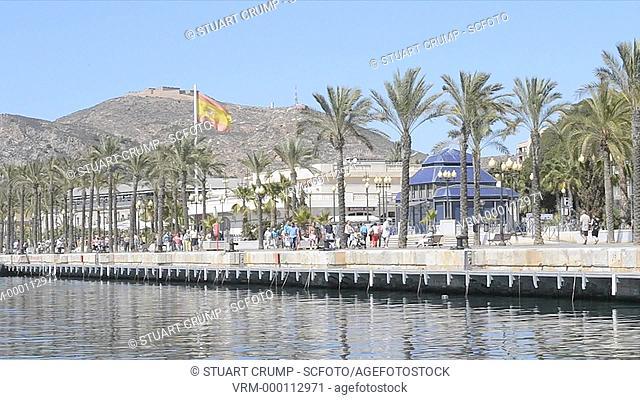 Cartagena Marina, Region of Murcia, Spain