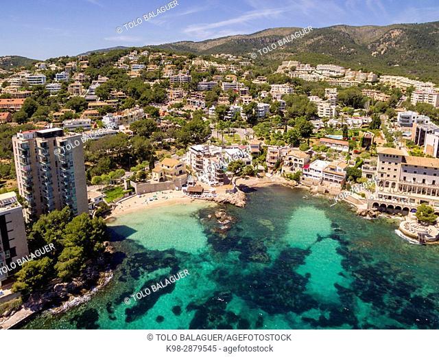 Cas Catala, Cala Major, Palma, Mallorca, balearic islands, spain, europe