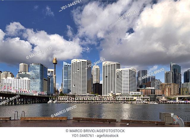 Sydney Australia. Darling Harbour Convention Center