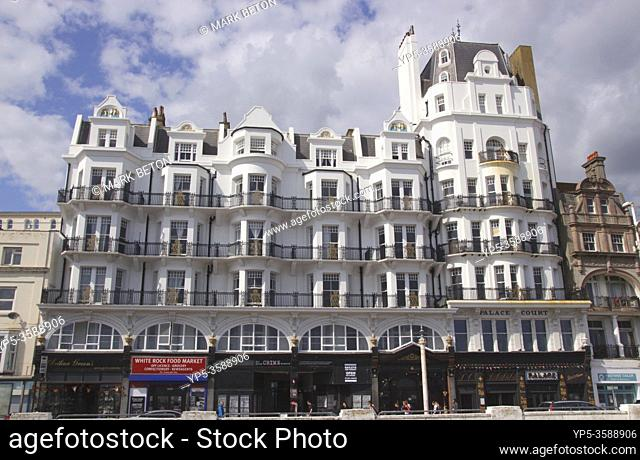 Palace Hotel White Rock Hastings East Sussex