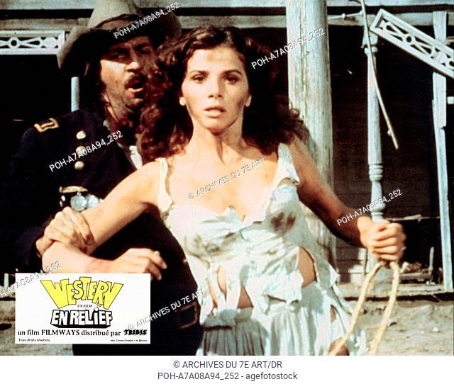 Comin' at Ya!  Yendo hacia ti  Year: 1981 Spain / Italy / USA Director: Ferdinando Baldi Tony Anthony, Victoria Abril. WARNING: It is forbidden to reproduce the...
