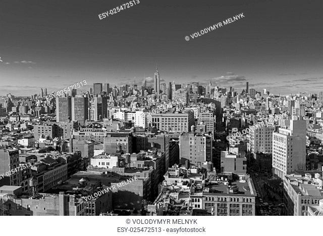 USA, NEW YORK CITY - April 27, 2012