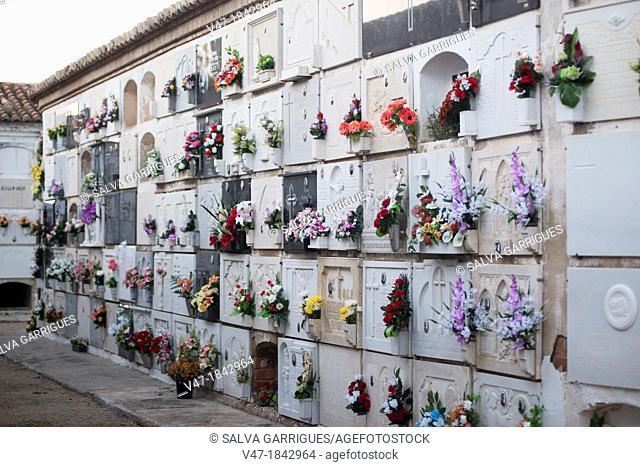 Feast of all Saints, Valencia, Spain, Europe