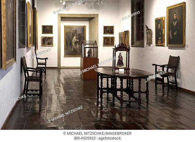 Museum Museo Diocesano, Cathedral of Santa Ana, Las Palmas, Gran Canaria, Canary Islands, Spain