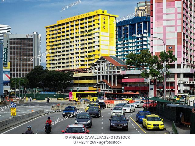 Downtown Singapore, Singapore