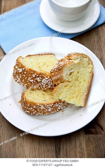 Swedish Christmas bread