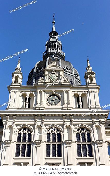 City hall, main square, Graz, Styria, Austria