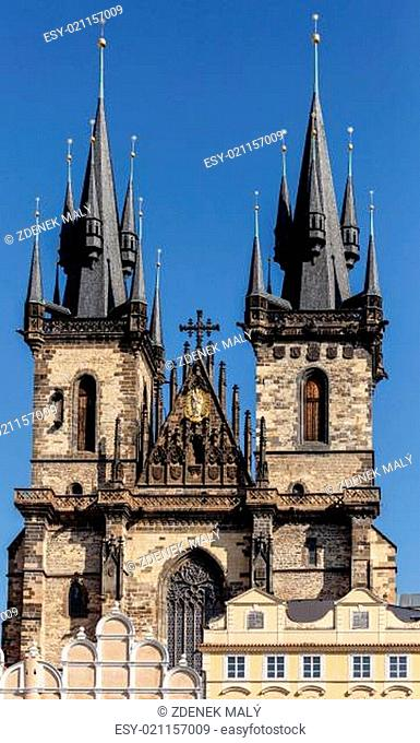 The Church of Our Lady before Tyn