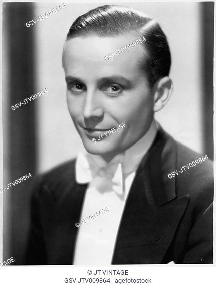Frank Lawton, Publicity Portrait for the Film, One More River, Universal Pictures, 1934