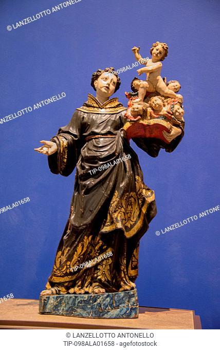 Europe, Portugal, Lisbon, Estrela, National Museum of Ancient Art, St. Antony