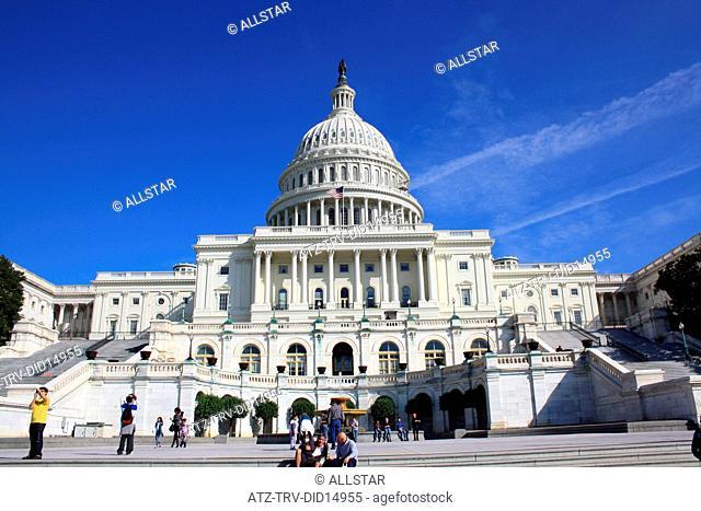 UNITED STATES CAPITOL; WASHINGTON DC, USA; 12/10/2010