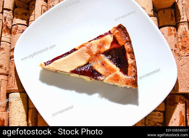 Italian pastry original fine gluttony