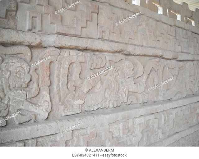 Tula de Allende in Mexico