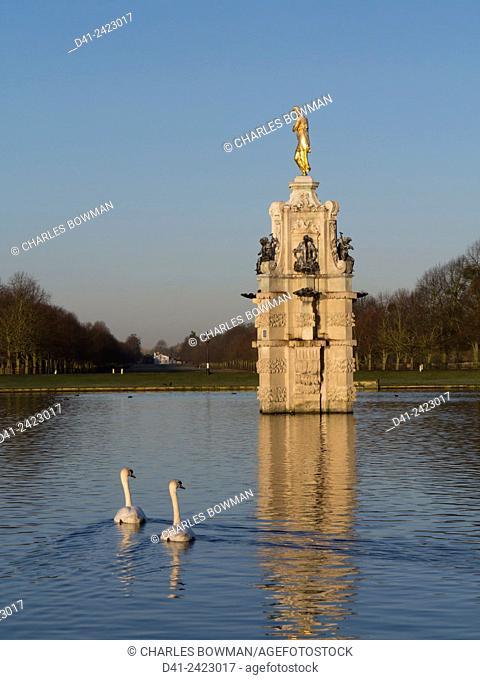 Europe, UK, England, London, Bushey Park