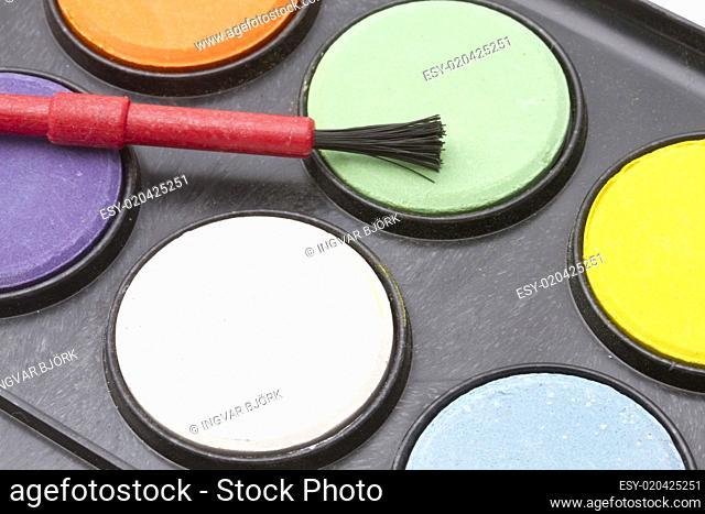 water color palettes