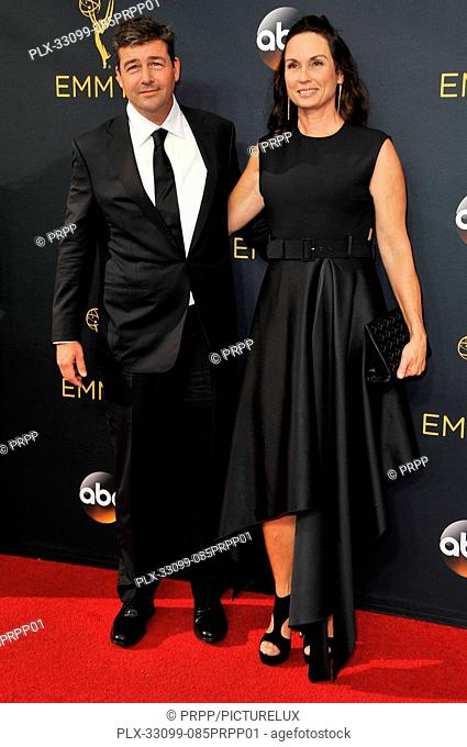 Kyle Chandler at the 68th Annual Primetime Emmy Awards held at the Microsoft Theater on September 18, 2016 in Los Angeles, California