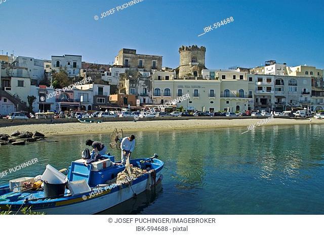 Ischia Island, region Campania, Province Naples, Italy