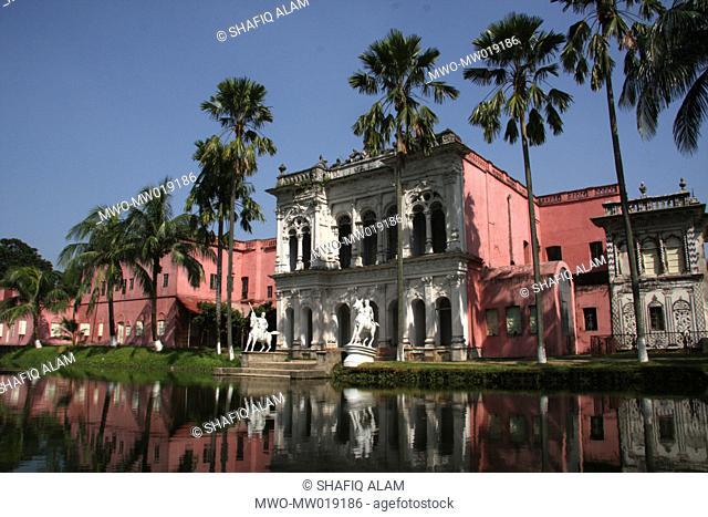 The Folk art and crafts museum in Sonargaon, Dhaka, Bangladesh November 2, 2008