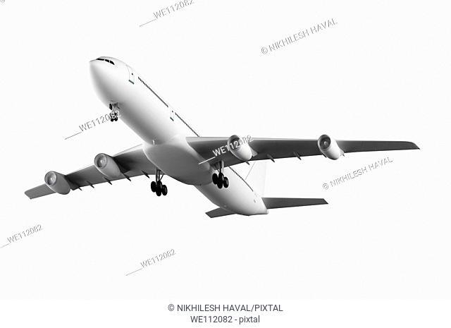 Generic Aeroplane taking off