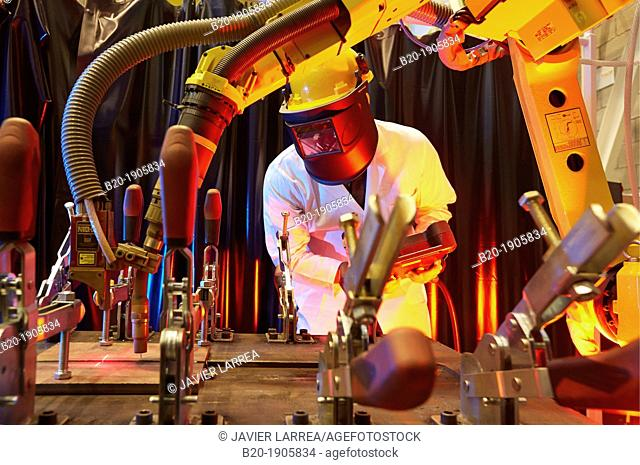 Shipweld  Monitoring the joint geometry for adaptive control of welding parameters  Industry  Tecnalia Research & innovation, Technology and Research Centre
