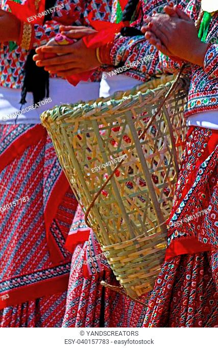 Gorkha, Ghurka Women at Namdapha Eco Cultural Festival, Miao, Arunachal Pradesh, India