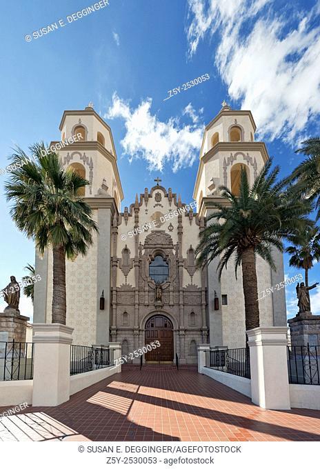 Saint Augustine's Cathedral, Tucson, Arizona