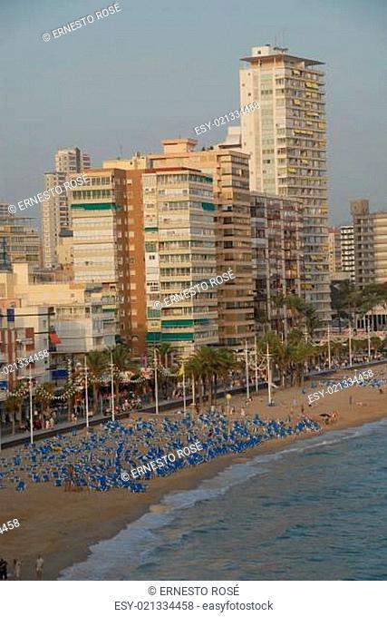 SPANIEN - BENIDORM - COSTA BLANCA