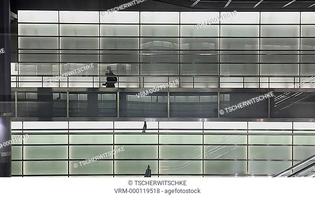 Station Potsdamer Platz, Berlin, Germany, Europe