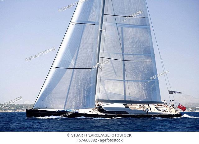 The Superyacht Cup, Palma de Mallorca, Spain