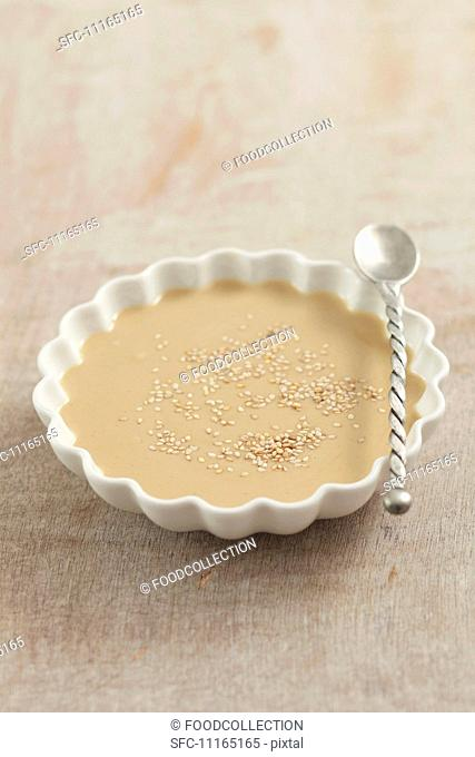 Tahini (Sesame paste)