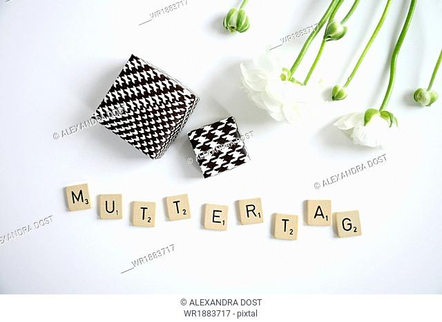 Mother's Day Gift, Munich, Bavaria, Germany, Europe