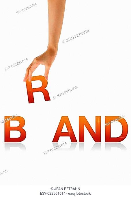 Brand - Hand