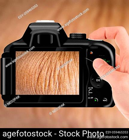 Beautiful view of Hair Fall Problem