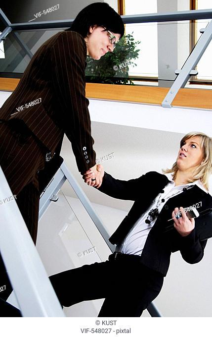 Businessfrau/en. - Niederoesterreich, Ísterreich, 10/09/2007