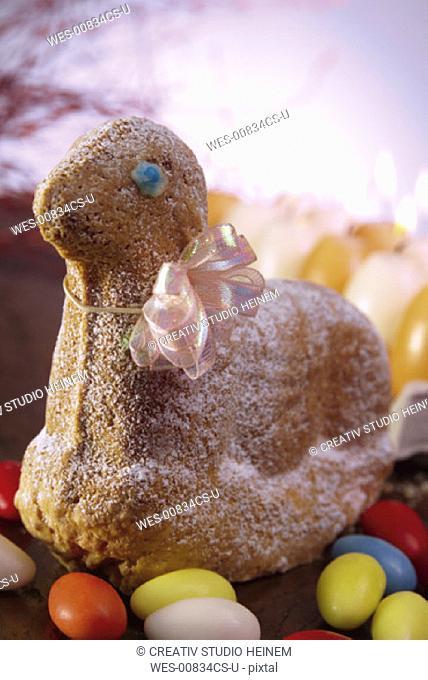 backed Easter lamm