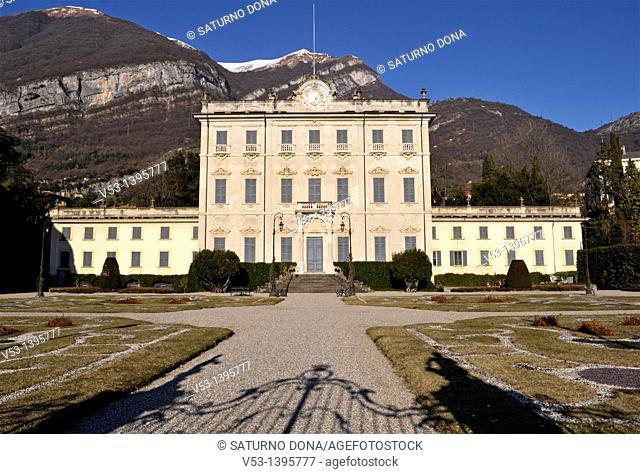 Villa la Quiete XVIII century in Bolvedro near Tremezzo - Lake Como - Lombardy Italy