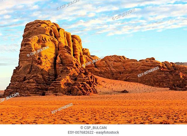 Wadi Rum Sunrise
