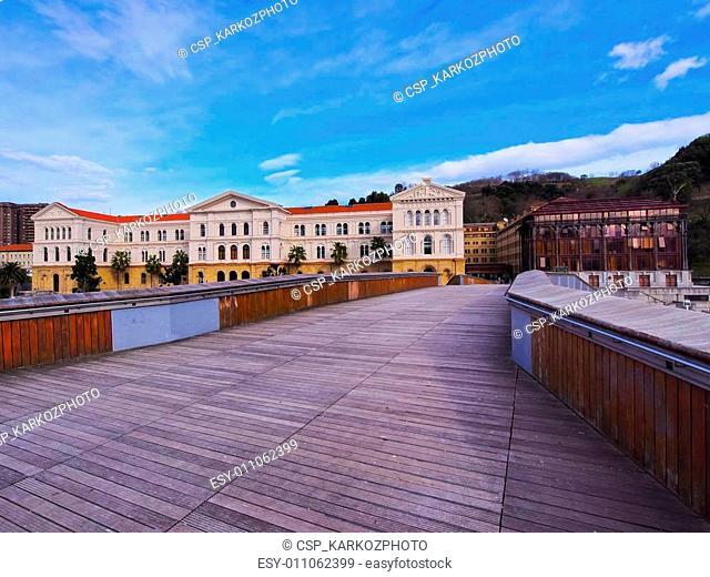 Deusto University in Bilbao
