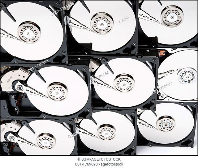 Computer hard drives