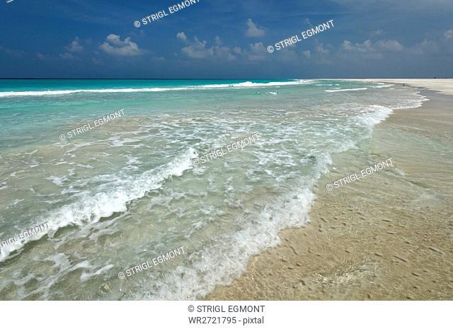 Bucht, Qalansiyah, Socotra island, Indian Ocean, U