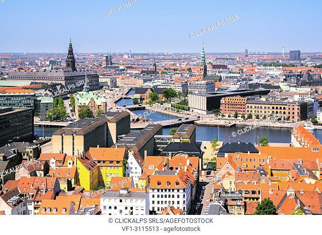 Copenhagen, Hovedstaden, Denmark, Northern Europe