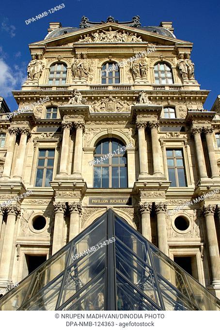 Louvre ; Paris ; France