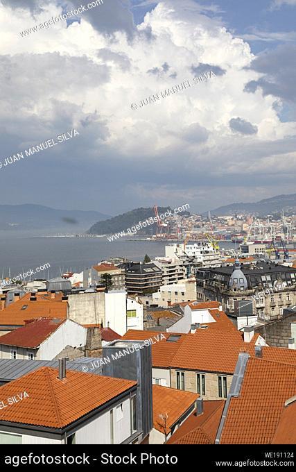 Vigo. Pontevedra province. Galicia. Spain