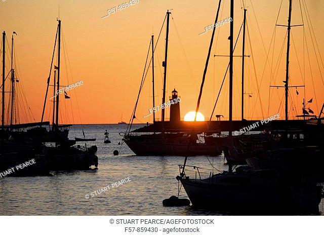 Puerto Andraitx, Mallorca, Balearic Islands, Spain