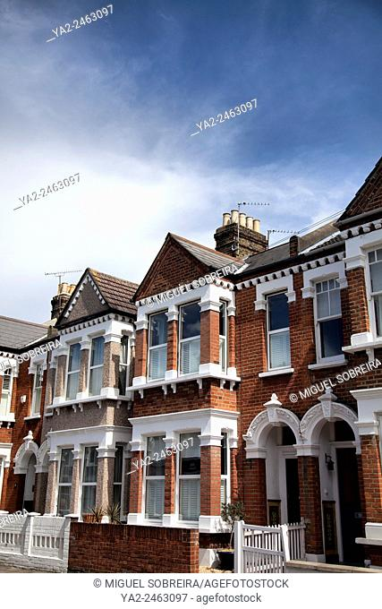Battersea Terraced Houses - London SW11 - UK