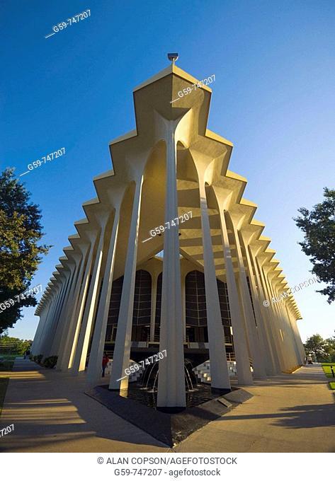 USA Oklahoma Tulsa Oral Roberts University ORU