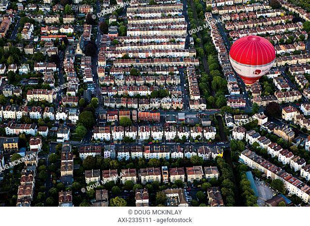 Bristol Balloon Fiesta; Bristol, England, UK