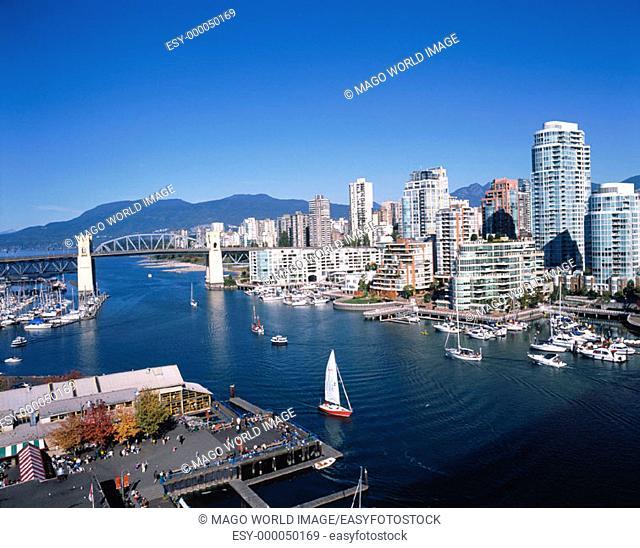 Vancouver. British Columbia. Canada